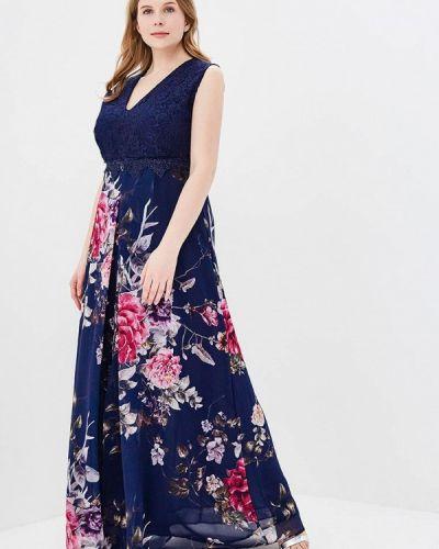 Синее платье Kitana By Rinascimento