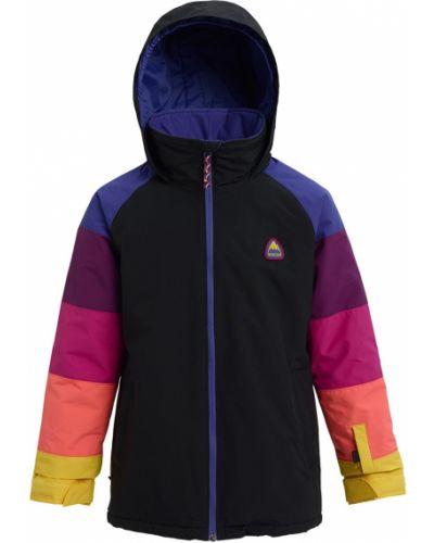 Черная куртка сноубордическая Burton