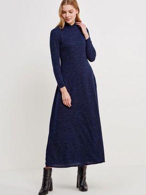 Платье макси - синее Alina Assi