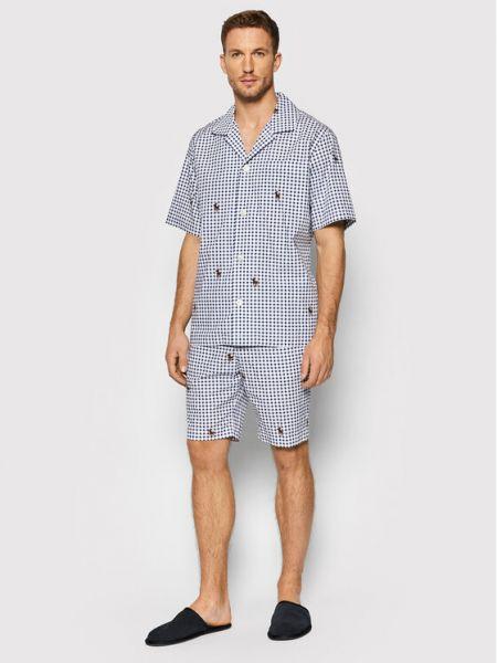 Piżama - biała Polo Ralph Lauren