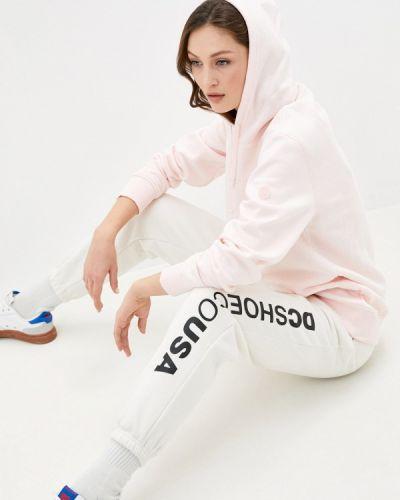 Розовая толстовка Dc Shoes