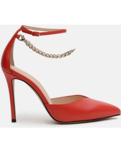 Туфли - красные Fjolla