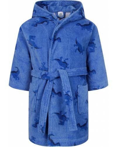 Синий халат Sanetta
