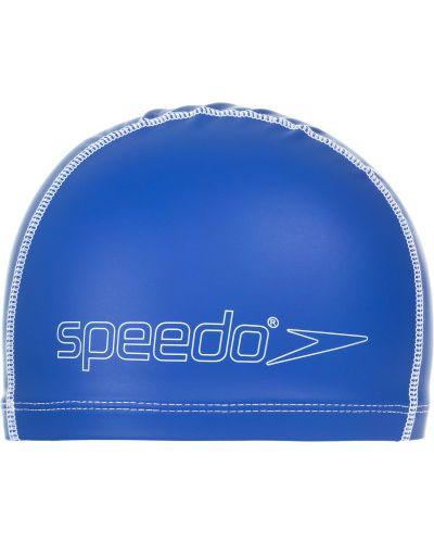 Шапка синяя Speedo