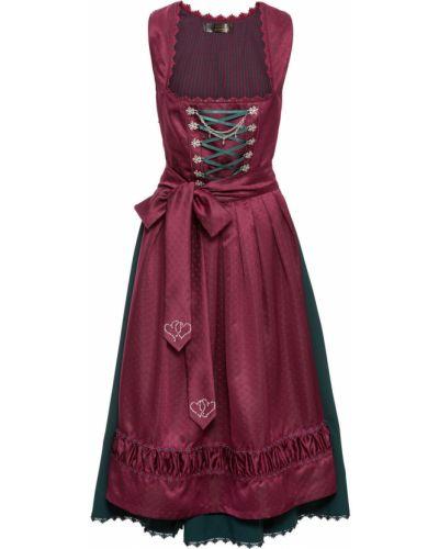 Платье со стразами на молнии Bonprix