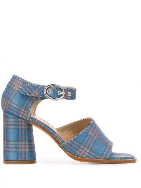 Sandały z klamrami Maryam Nassir Zadeh