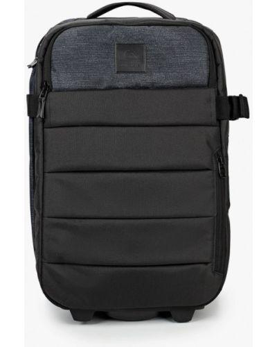 Черный чемодан Quiksilver