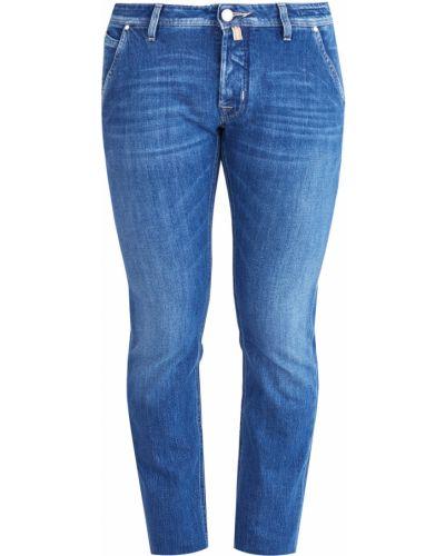 Джинсы классические джинсы-скинни с карманами Jacob Cohen