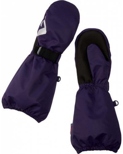 Фиолетовые варежки Oldos Active