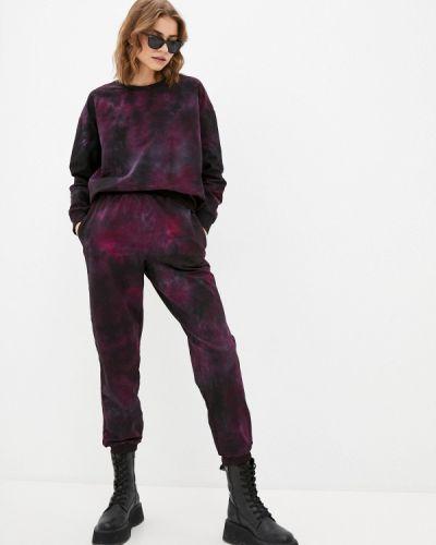 Спортивный костюм - фиолетовый Vivostyle