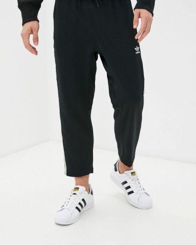 Черные спортивные брюки Adidas Originals