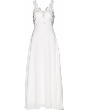 Свадебное платье с декоративной отделкой Bonprix