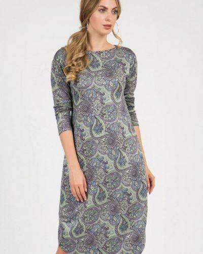 Разноцветное платье Olivegrey