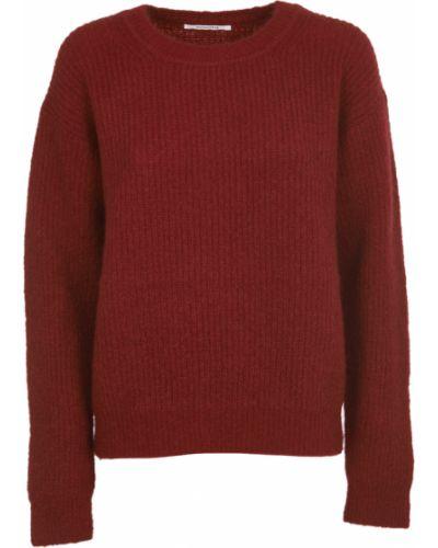 Czerwony sweter Pomandere