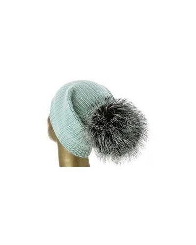 Зеленая шапка William Sharp