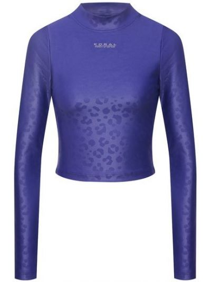 Топ - фиолетовый Koral