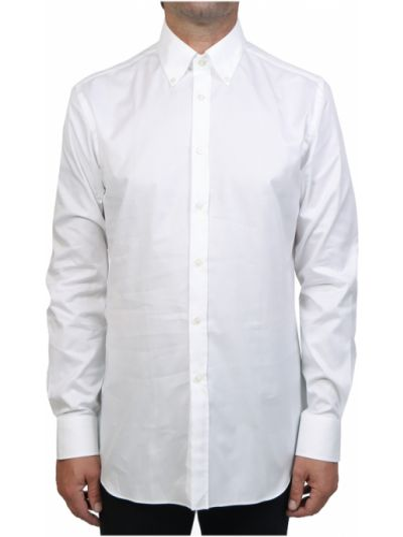 Biała koszula Xacus