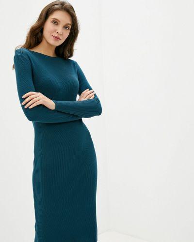 Платье - бирюзовое Bluoltre