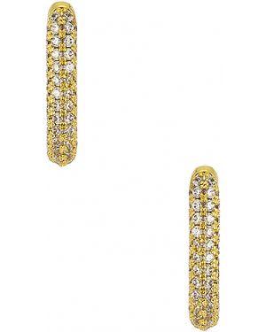 Kolczyki ze sztyftem kolczyki pierścionki zabytkowe Luv Aj