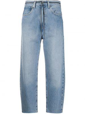 Прямые джинсы классические - синие Levi's®  Made & Crafted™