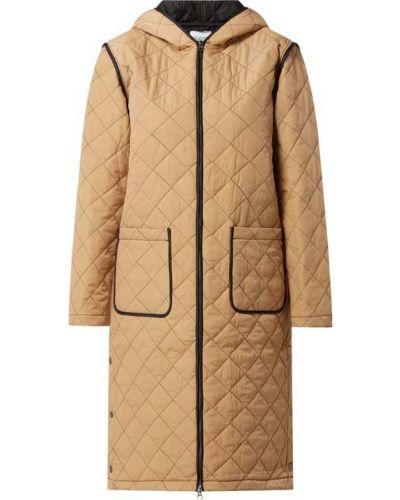 Płaszcz pikowany - beżowy Saint Tropez