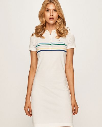 Платье мини облегающее повседневное Tommy Hilfiger