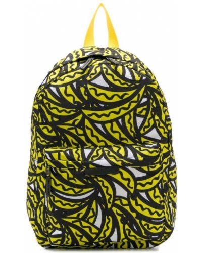 Рюкзак черный Stella Mccartney Kids