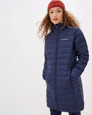 Куртка осенняя синий Columbia