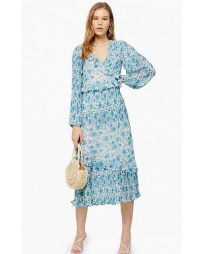 Платье индийский прямое Topshop