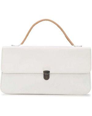 Белая сумка-тоут Cherevichkiotvichki