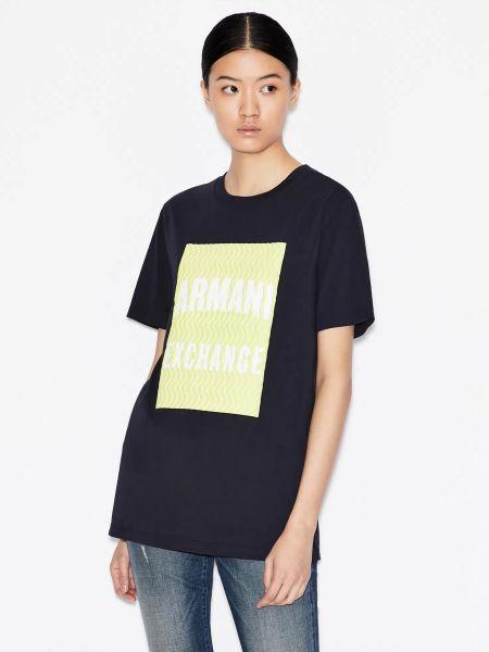 Брендовая футболка Armani Exchange