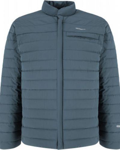 Синяя куртка из полиэстера Merrell
