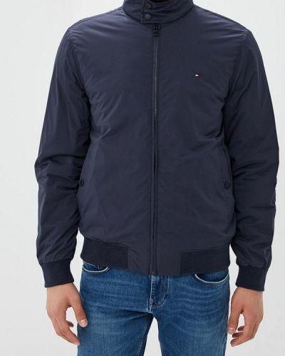 Утепленная куртка демисезонная осенняя Tommy Hilfiger