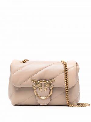 Кожаная сумка Pinko