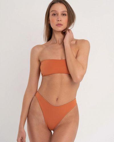 Оранжевые плавки Love Pam