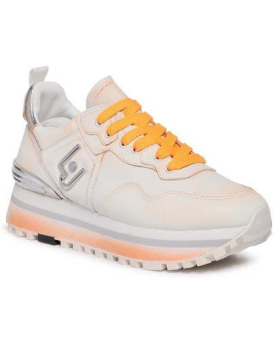 Sneakersy, biały Liu Jo
