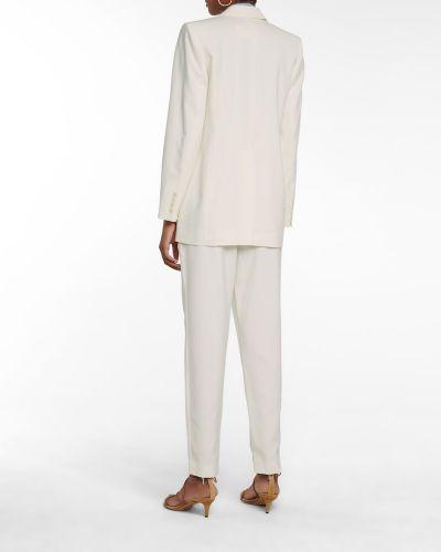 Белый пиджак Isabel Marant