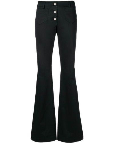 Расклешенные джинсы винтажные Moschino