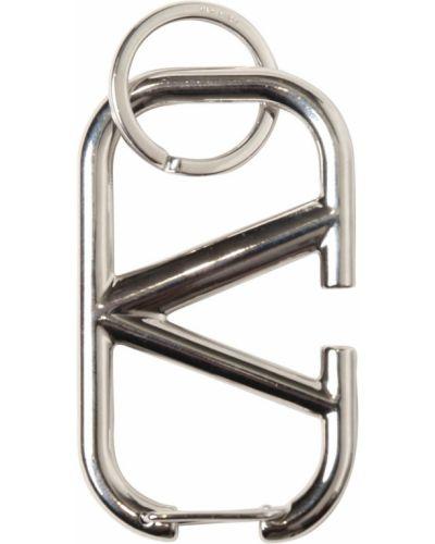 Srebro etui na klucze metal Valentino Garavani