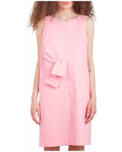 Różowa sukienka Maesta