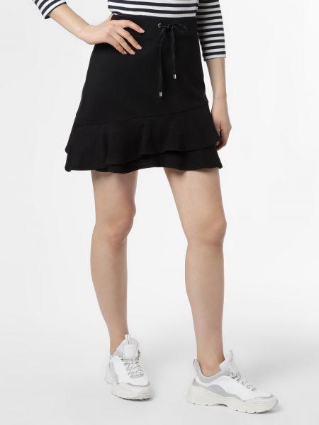 Czarna spódnica mini Dkny