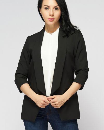 Пиджак с рукавом 3/4 без застежек с карманами Lacywear