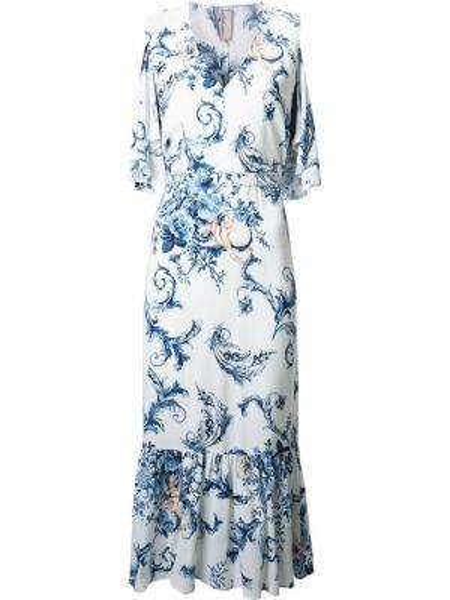 Платье с заниженной талией Antonio Marras