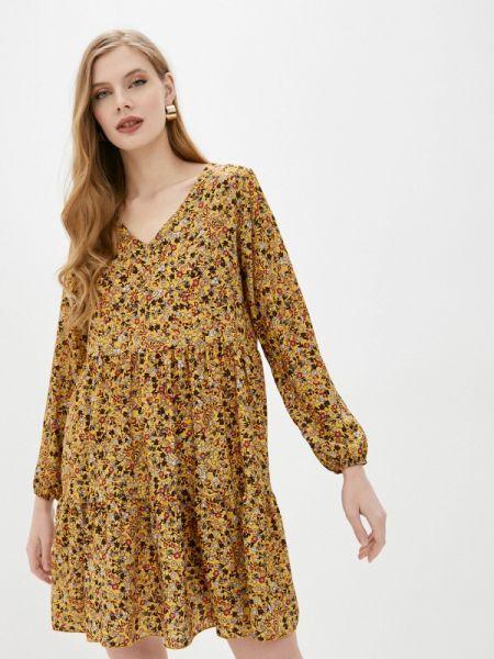 Платье - желтое Sublevel