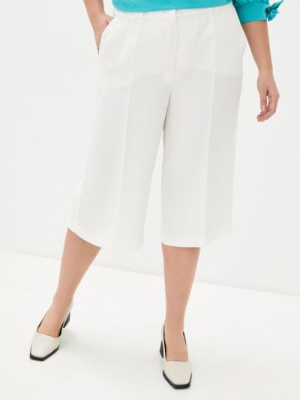Белые шорты Samoon By Gerry Weber