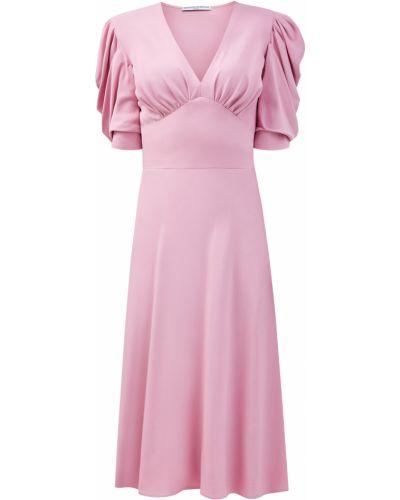Мягкое платье из вискозы Ermanno Scervino