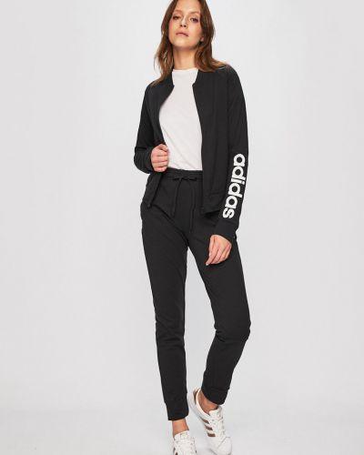 Bluza z kapturem z kapturem z raglanowymi rękawami Adidas