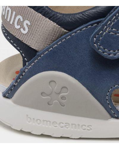 Сандалии - синие Biomecanics