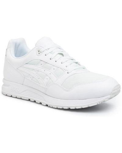 Białe sneakersy Asics