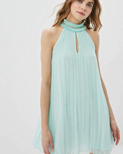 Вечернее платье бирюзовый Love Republic